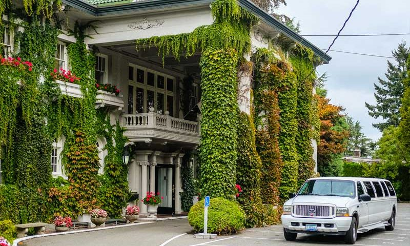 with Vancouver Limo Service