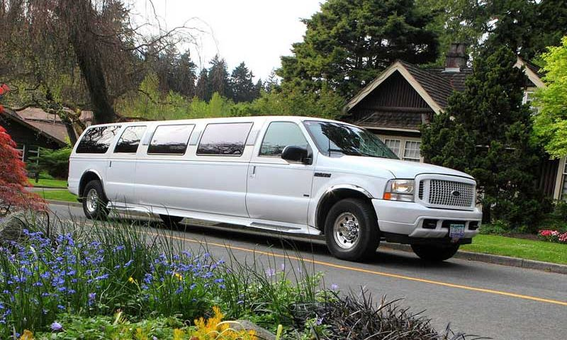 Limos Rentals in Vancouver Best Prices