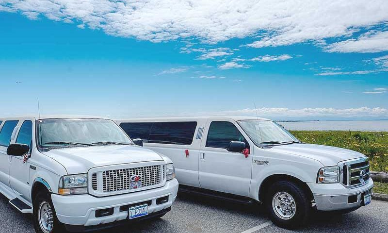Summer rides with Limo Vancouver